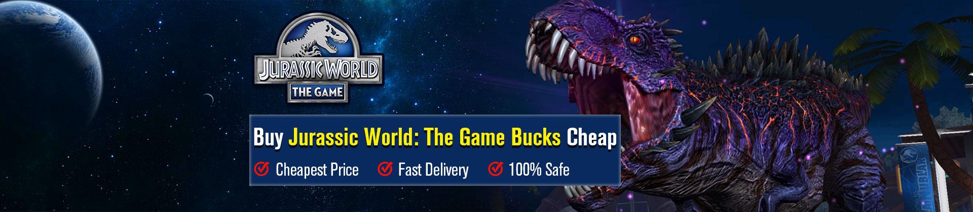 Jurassic World™ The Game Bucks