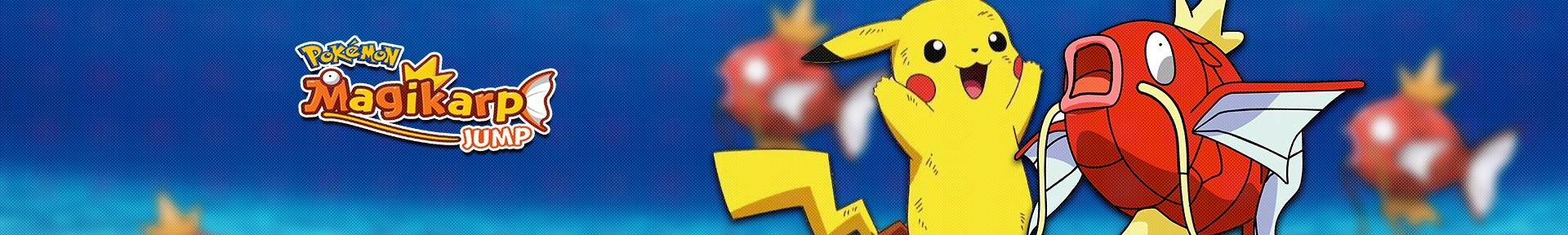 Pokemon Magikarp Jump Diamonds & Coins