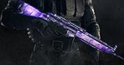 Amethyst weapon skin