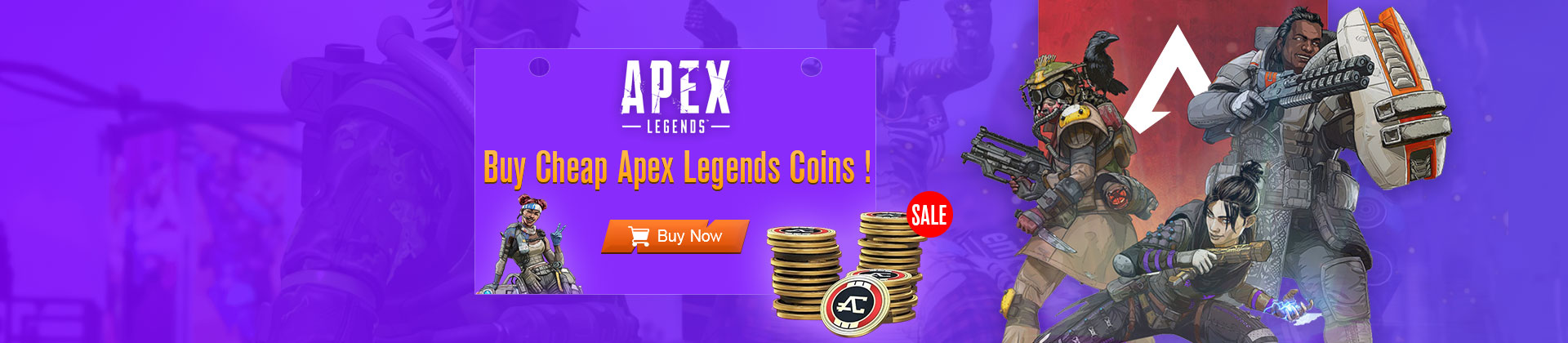 Cheap Apex Legends Coins