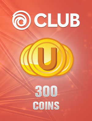 Ubisoft Club 300 Coins