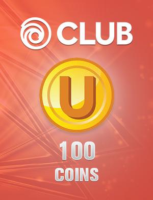 Ubisoft Club 100 Coins