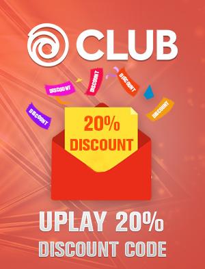 Uplay 20% Discount Code