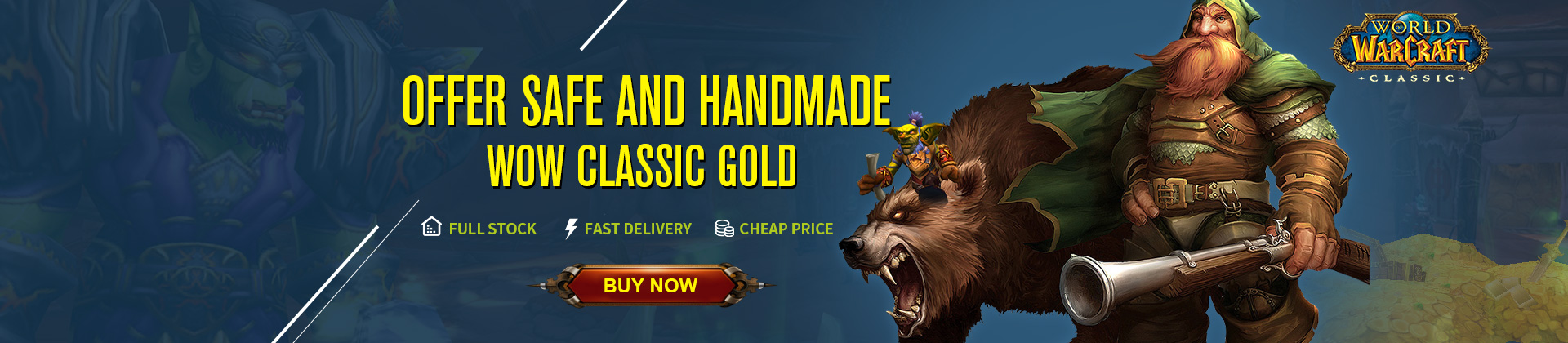 Cheap WOW Classic Gold