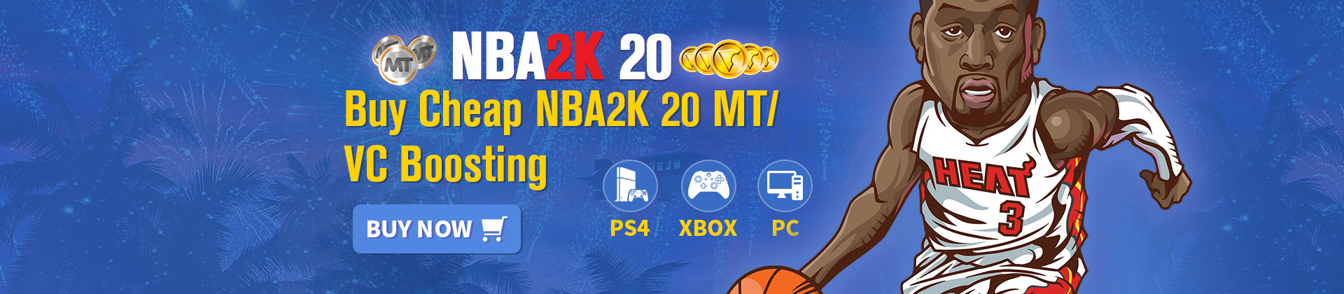 Buy NBA 2K20 MT