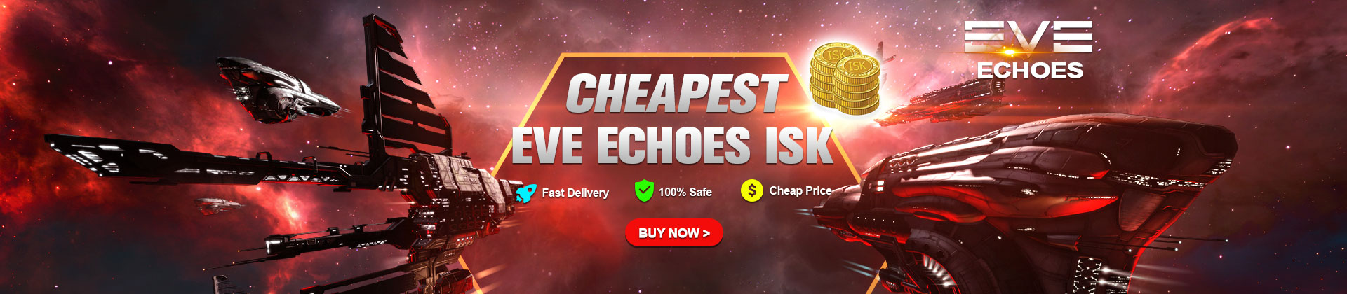 Cheap EVE Echoes ISK