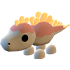 Stegosaurus(Uncommon)