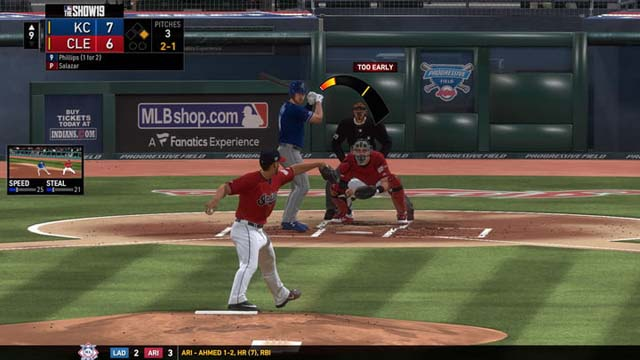 MLB The Show 19 Batting Guide: Power Hitting And Base Running