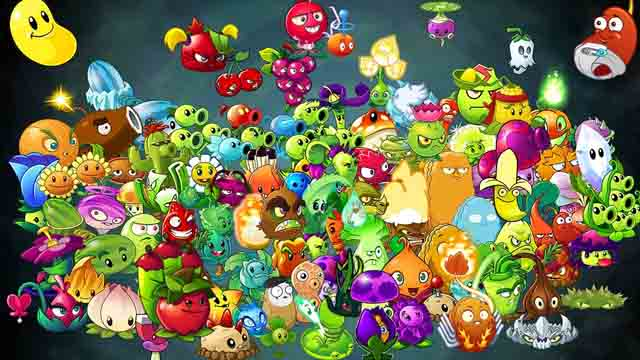 Effect of Plants vs_ Zombies 2