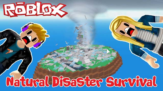 How To Survive In Roblox Natural Disaster Survival