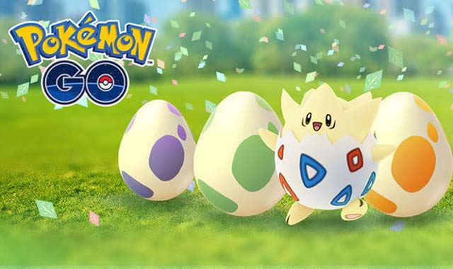 Pokemon Go's Easter Eggstravaganza 2019 Event