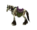 Brown Skeletal Horse(WoW Classic)