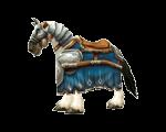 Paladin Class Mounts - Warhorse(WoW Classic)
