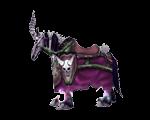 Purple Skeletal Warhorse(WoW Classic)