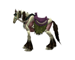 Red Skeletal Horse(WoW Classic)