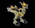 Swift Yellow Mechanostrider(WoW Classic)